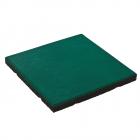 Gummimåtte 50x50x4,5 cm